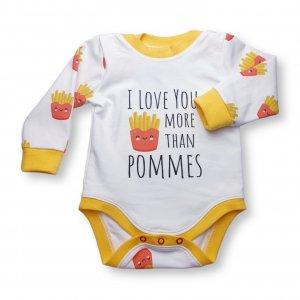 """Body """"Pommes"""" Gr.62/68"""