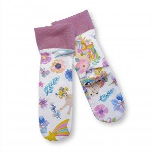 """Baby Socken """"Einhorn"""""""