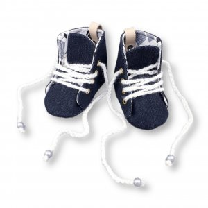 """Turnschuhe Jeans """"Muster"""" (3-9Monate)"""