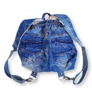 """Rucksack Jeans """"Eulen"""""""